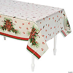Holly Sprig Tablecloth