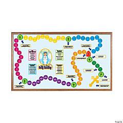 Holy Rosary Bulletin Board Set
