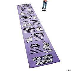 Holy Week Aisle Runner