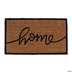 Home Door Mat
