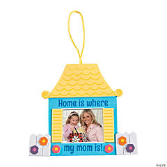 Home Is Where My Mom Is Picture Frame Craft Kit