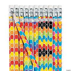 Honeycomb Pencils