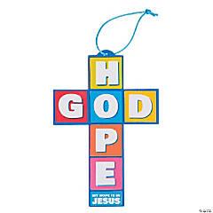 Hope Cross Craft Kit