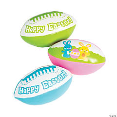 Hoppy Easter Footballs