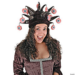 Horned Eyeball Hat
