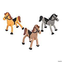 Horse 3D Bendables