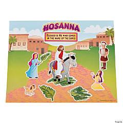 Hosanna Triumphant Sticker Scenes