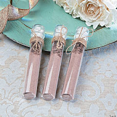 Hot Chocolate Wedding Favors Idea