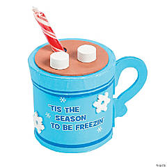 Hot Cocoa Treat Holder Craft Kit