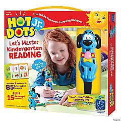 Hot Dots® Jr Let's Master Kindergarten Reading