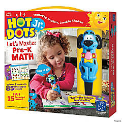 Hot Dots® Jr Let's Master Pre-K Math