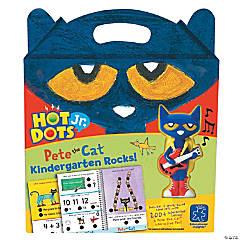 Hot Dots Jr. Pete the Cat Kindergarten Rocks! Set