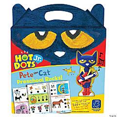 Hot Dots® Jr. Pete the Cat® Preschool Rocks! Set