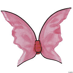 Hot Pink Butterfly Wings