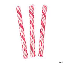 Hot Pink Hard Candy Sticks