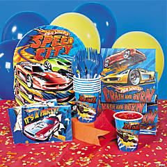 Hot Wheels Speed City Party Supplies