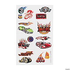 Hot Wheels™ Speed City Tattoos