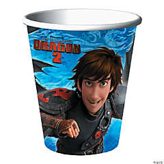 How to Train Your Dragon 2 Cups