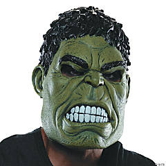 Hulk Mask for Adults