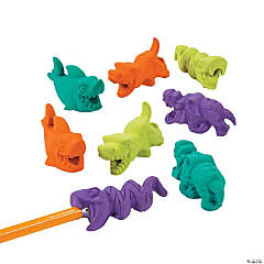 Hungry Creatures Pencil Toppers