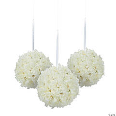 Hydrangea Kissing Balls