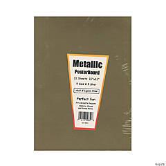 Hygloss Metallic Foil Board