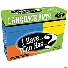 I Have, Who Has Language Arts Grades 1 to 2