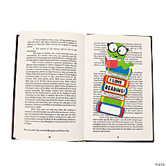 """I Love Reading"" Bookmarks Craft Kit"
