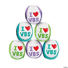 I Love VBS Kickballs