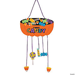 I Want Candy Sign Craft Kit