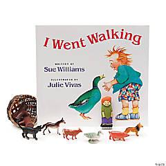 I Went Walking 3-D Storybook