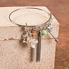 I Wish Inspiring Charms Bracelet Idea