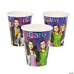 iCarly 9oz Cups