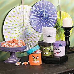 Ice Cream Monster Cups Idea