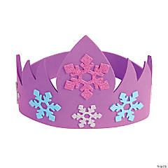 Ice Princess Crown Headband Craft Kit
