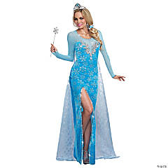 Ice Queen Costume for Women