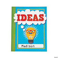 Ideas Pocket Folders