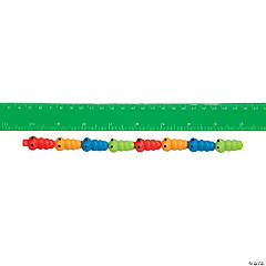 Inchworm Blocks Manipulatives