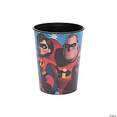 Incredibles 2™ Plastic Favor Tumbler