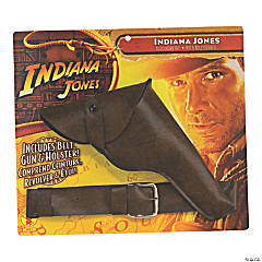 Indiana Jones Toy Gun & Holster Set