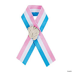 Infant Loss Awareness Ribbons with Pin
