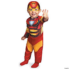 Infant's Iron Man Costume