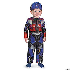 Infant's Optimus Prime Costume