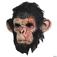 Infected Chimp Mask for Adults