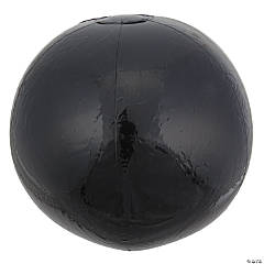 Inflatable Black Beach Balls