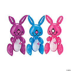 Inflatable Bunnies