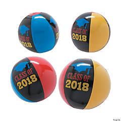 Inflatable Class of 2018 Beach Balls