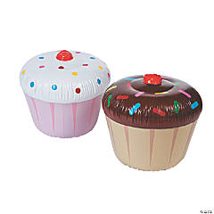 Inflatable Cupcakes