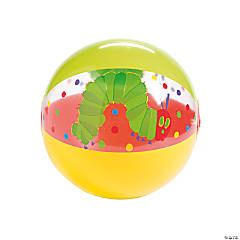 Inflatable Eric Carle's The Very Hungry Caterpillar™ Beach Balls