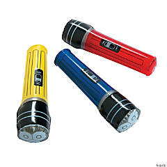 Inflatable Flashlights